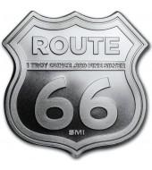"""Срібний раунд 1oz Оклахома серія """"Роут 66"""" США"""