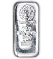 Серебряный слиток 500 грамм 999 Fine Silver Argor-Heraeus