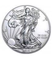 Срібна монета 1oz Американський Орел 1 долар 2018 США