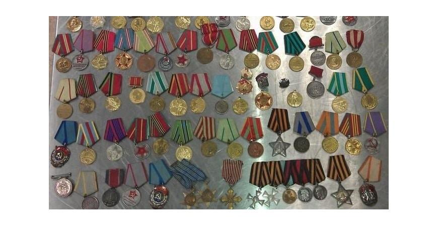 Скупка медалей – можливість реалізувати незатребувані нагороди